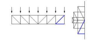 Parametric Truss Analysis using Graphic Statics – SCALE RULE