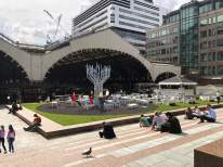 Broadgate generation pop up
