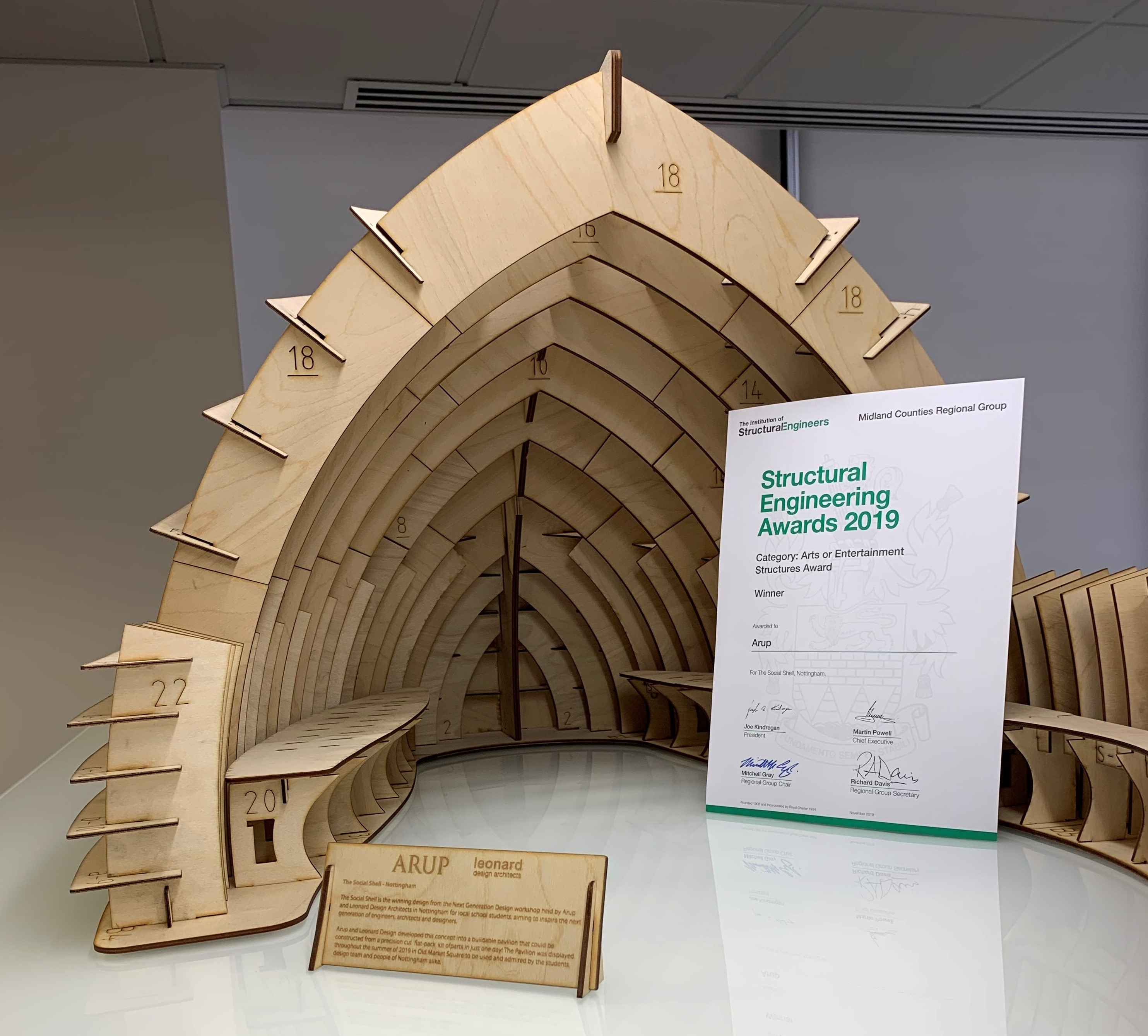 Structural Engineering Awards 2019