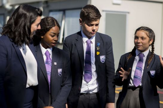 2 Oasis Academy Website Photo